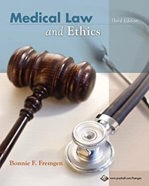 Medical Law and Ethics 9780135129043