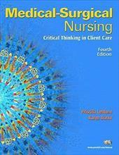 Medical-Surgical Nursing: Critical Thinking in Client Care, Single Volume Value Package (Includes Student Study Guide for Medical-