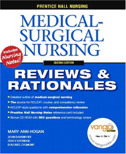 Medical-Surgical Nursing [With CDROM] 9780131789708