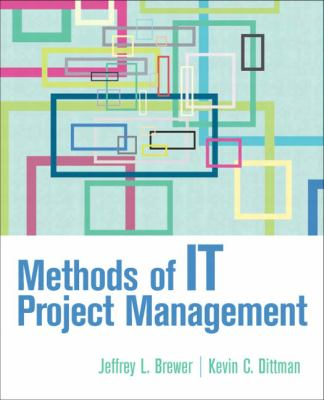 Methods of IT Project Management 9780132367257