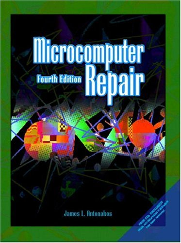 Microcomputer Repair [With 2 CDROMs] 9780130195784
