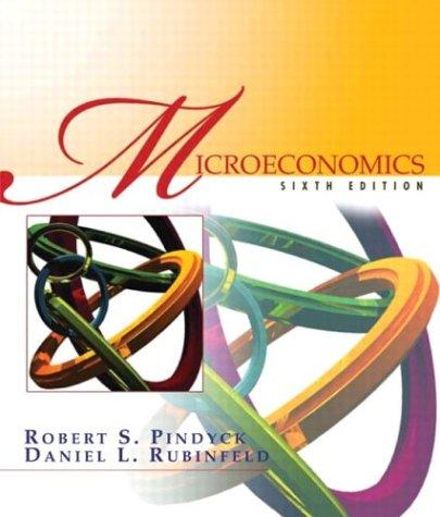 Microeconomics 9780130084613