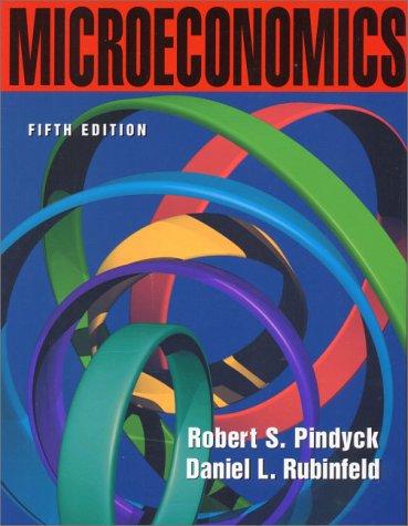 Microeconomics 9780130165831