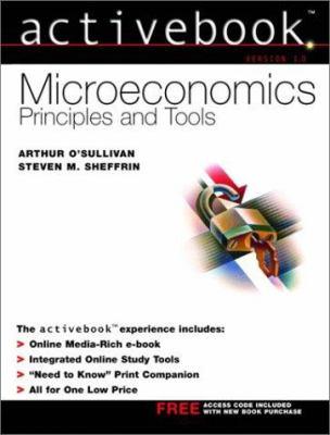 Microeconomics: Principles and Tools, Activebook 1.0 9780130471321