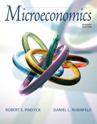 Microeconomics 9780132080231