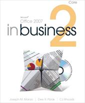 Microsoft Office 2007 in Business Core 393406