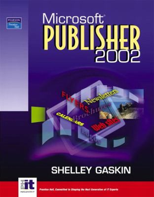 Microsoft Publisher 2002 9780131014671