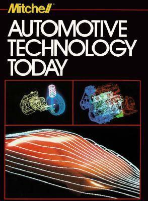 Mitchell Automotive Technology Today 9780135856888