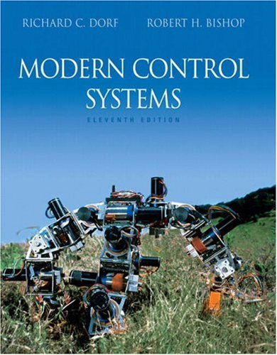 Modern Control Systems 9780132270281