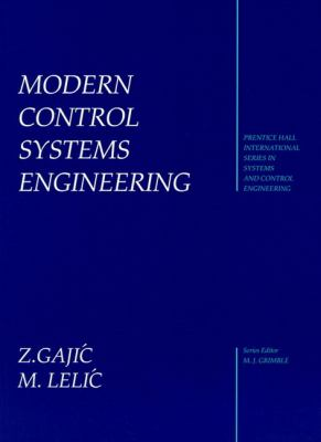 Modern Control Sytstems Engineering 9780131341166