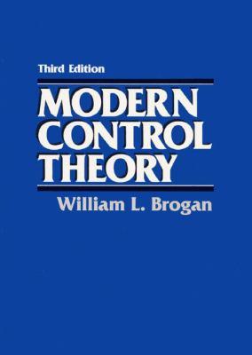 Modern Control Theory 9780135897638