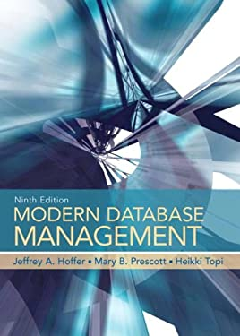 Modern Database Management 9780136003915