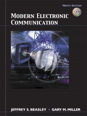 Modern Electronic Communication [With CDROM] 9780132251136