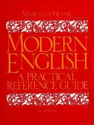 Modern English: A Practical Reference Guide 9780135943182