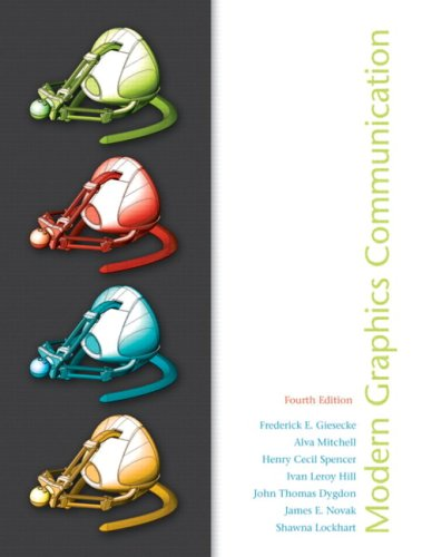 Modern Graphics Communication [With Engineer's Scale] 9780135151037