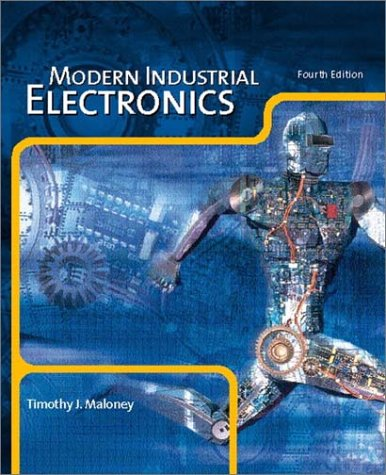 Modern Industrial Electronics 9780130156761