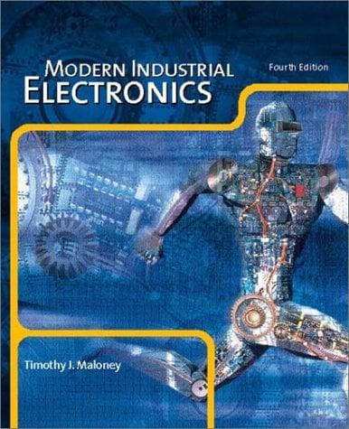Modern Industrial Electronics 9780130156761