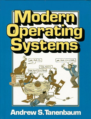 Modern Operating Systems - 1st Edition