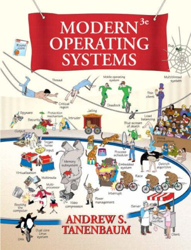 Modern Operating Systems 9780136006633