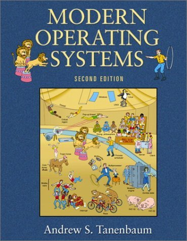 Modern Operating Systems 9780130313584
