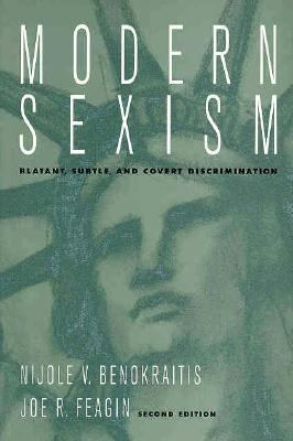 Modern Sexism: Blatant, Subtle, and Covert Discrimination 9780135886175