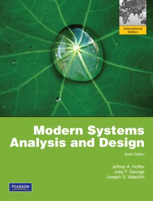 Modern Systems Analysis And Design Ebook