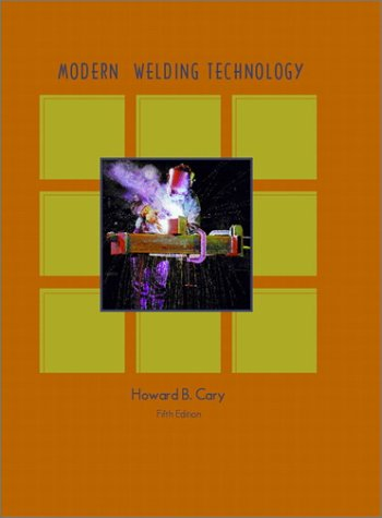 Modern Welding Technology 9780130309136