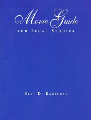 Movie Guide for Legal Studies 9780132197625