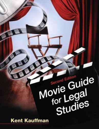 Movie Guide for Legal Studies 9780135063750