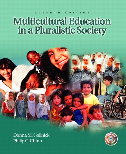 Multicultural Education in a Pluralistic Society & Exploring Diversity Package [With CDROM and Activity Guide] 9780131555181