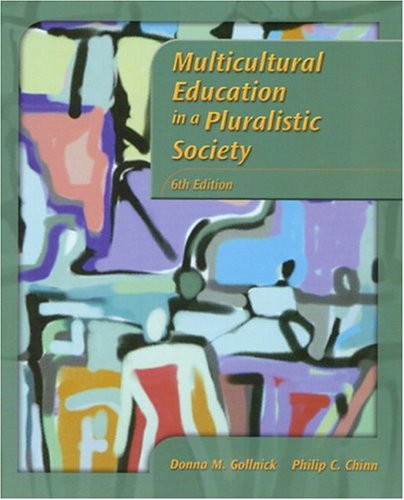 Multicultural Education in a Pluralistic Society 9780130196187