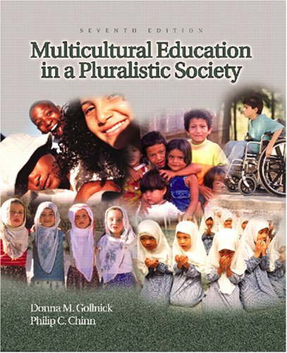 Multicultural Education in a Pluralistic Society 9780131197190