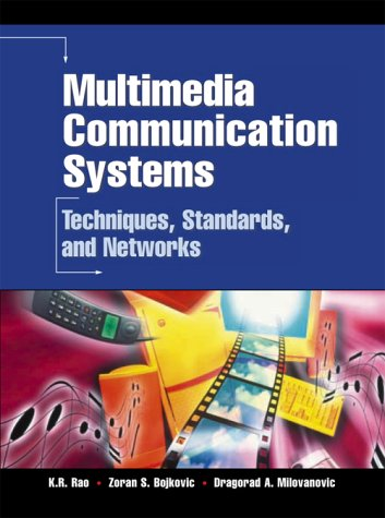 Multimedia Communication Systems 9780130313980