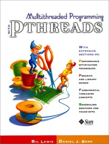 Multithreaded Programming with Pthreads 9780136807292