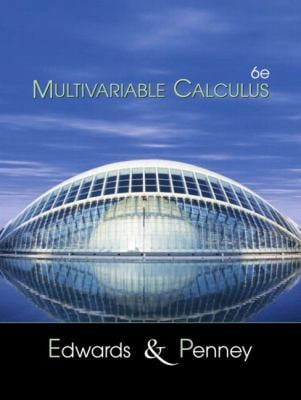 Multivariable Calculus 9780130339676