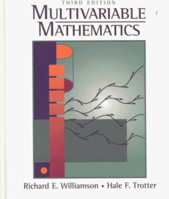Multivariable Mathematics 9780131816459