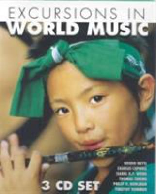 Music CDs for Excursions in World Music
