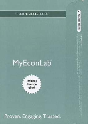 MyEconLab Student Access Code 9780132892247