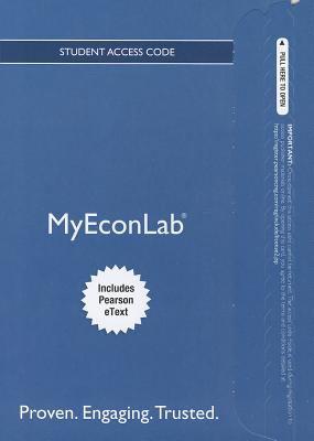 MyEconLab Student Access Code 9780132892360