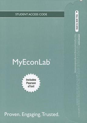 MyEconLab Student Access Code 9780132937924