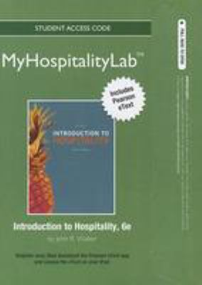MyHospitalityLab: Introduction to Hospitality Student Access Code 9780132683296
