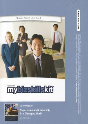 Pearson MyBizSkillsKit to Accompany Supervision and Leadership in a Changing World Student Access Code Card 9780132708135