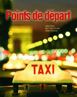 Myfrenchlab with Pearson Etext -- Access Card -- For Points de Depart (24-Month Access) 9780135003503