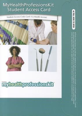 Myhealthprofessionskit -- Standalone Access Card 9780135079560