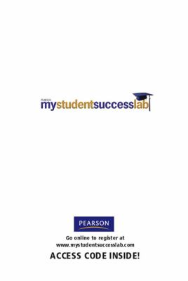 Mystudentsuccesslab Coursecompass with Pearson Etext -- Valuepack Access Card 9780135128626