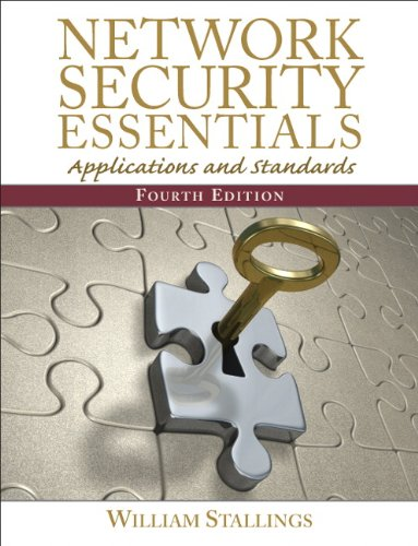 Network Security Essentials: Applications and Standards [With Access Code] 9780136108054