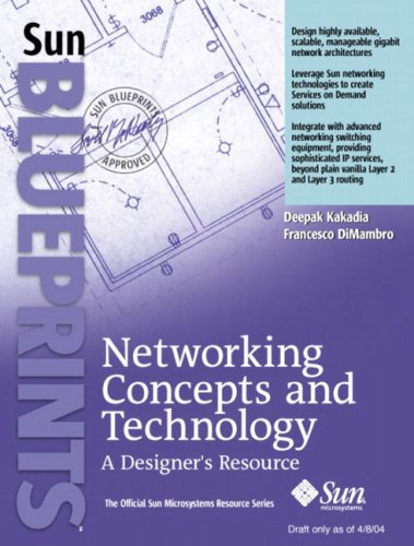Networking Concepts and Technology: A Designer's Resource 9780131482074