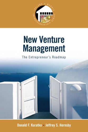 New Venture Management: The Entrepreneur's Roadmap 9780136130321