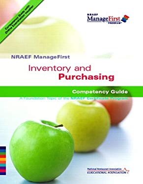 Nraef Managefirst: Inventory and Purchasing W/ On-Line Access Testing Code Card 9780132414661