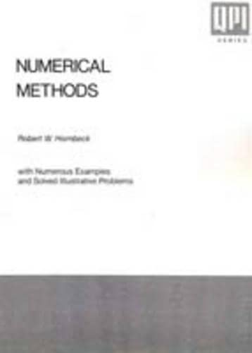 Numerical Methods 9780136266143